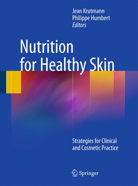 Cover of 'Nutrition for Healthy Skin'