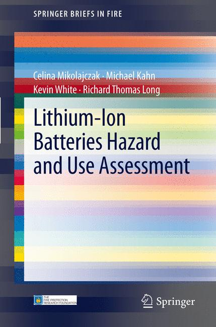 Cover of 'Lithium-Ion Batteries Hazard and Use Assessment'