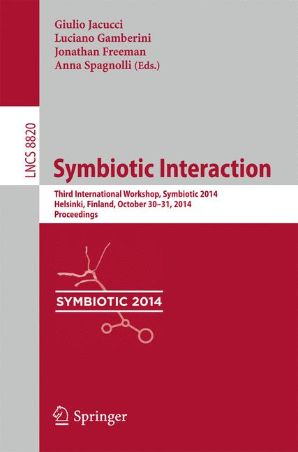 Cover of 'Symbiotic Interaction'
