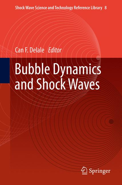 Cover of 'Bubble Dynamics and Shock Waves'