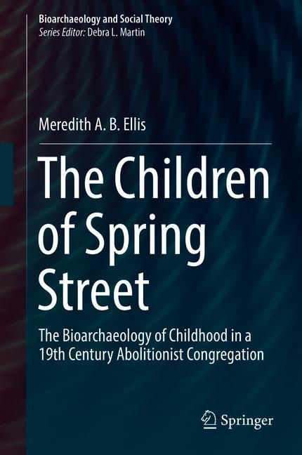 Cover of 'The Children of Spring Street'