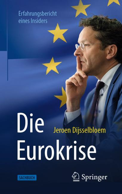 Cover of 'Die Eurokrise'
