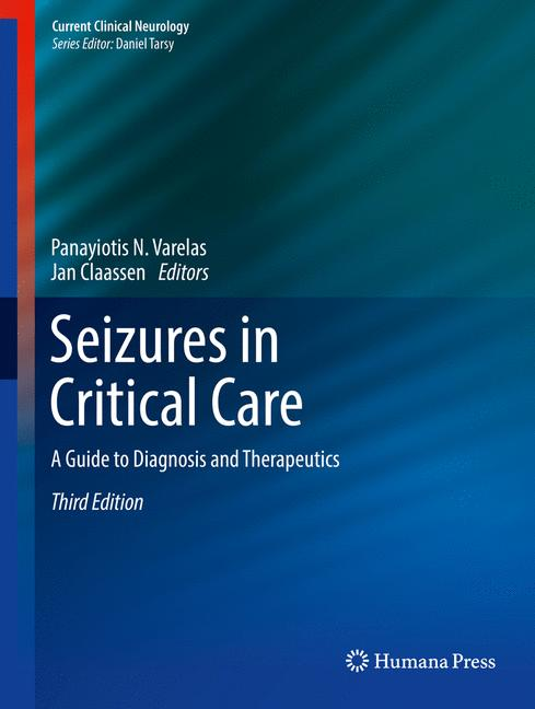 Cover of 'Seizures in Critical Care'