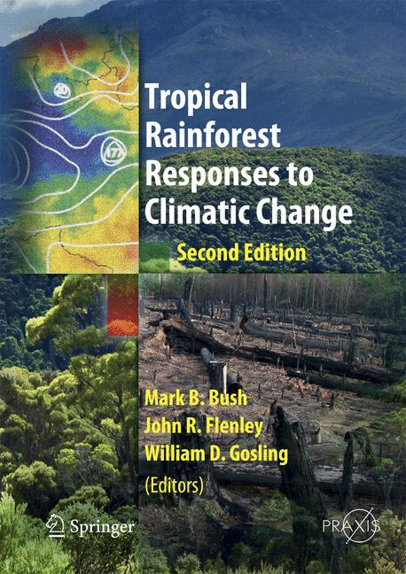 Cover of 'Tropical Rainforest Responses to Climatic Change'