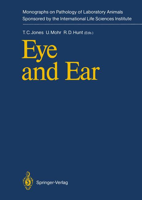 Cover of 'Eye and Ear'