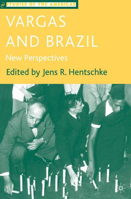 Cover of 'Vargas and Brazil'