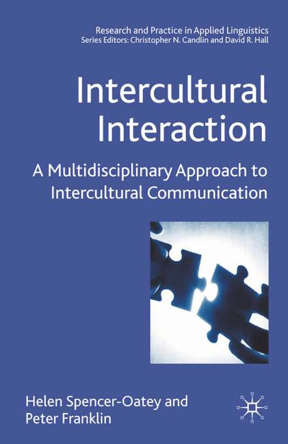 Cover of 'Intercultural interaction : a multidisciplinary approach to intercultural communication'