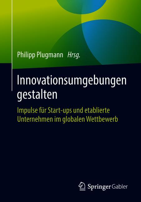 Cover of 'Innovationsumgebungen gestalten'