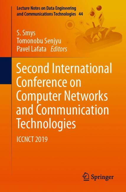 Cover of 'Second International Conference on Computer Networks and Communication Technologies'