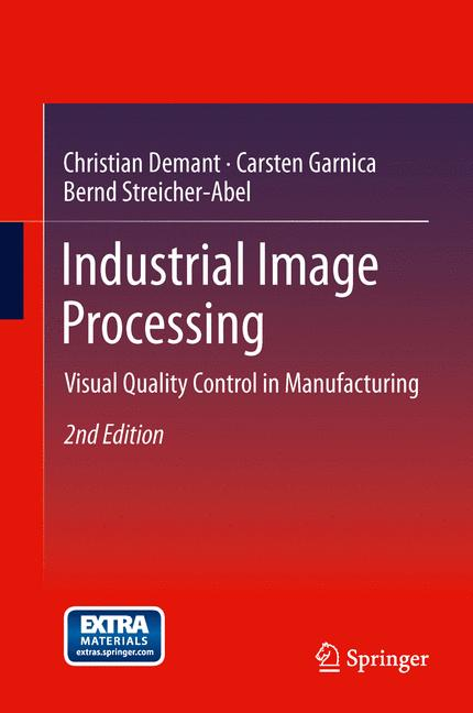 Cover of 'Industrial Image Processing'
