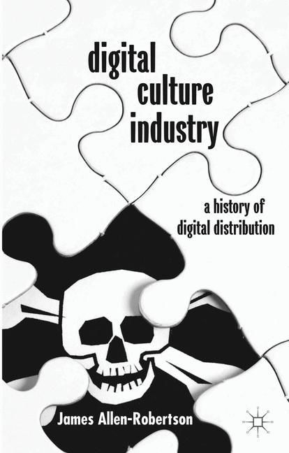 Cover of 'Digital Culture Industry'