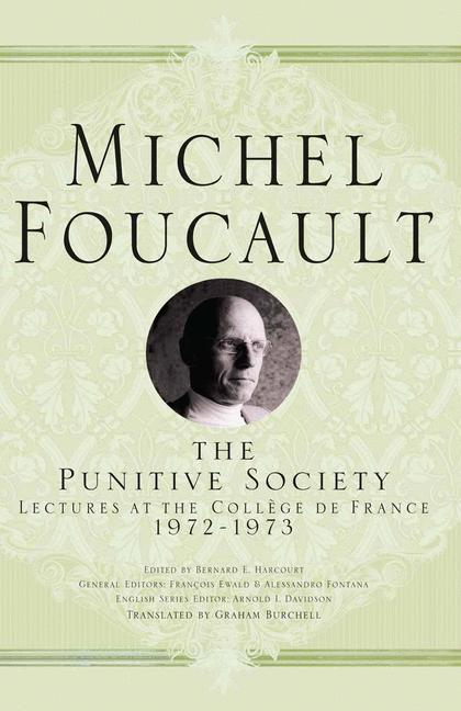 Cover of 'The Punitive Society'