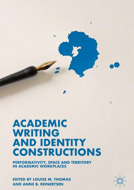 Cover of 'Academic Writing and Identity Constructions'