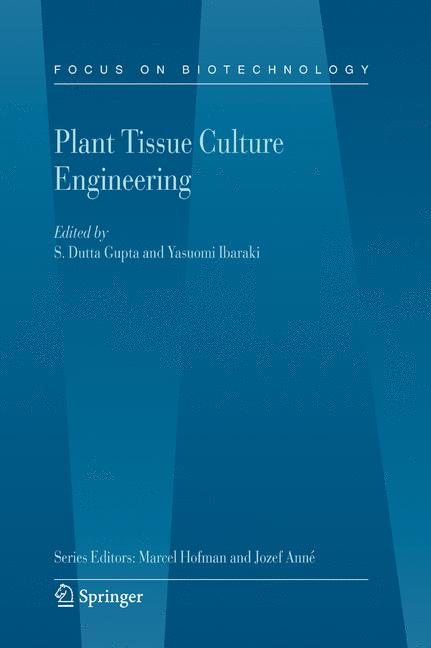 Cover of 'Plan Tissue Culture Engineering'
