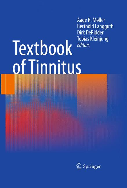 Cover of 'Textbook of Tinnitus'