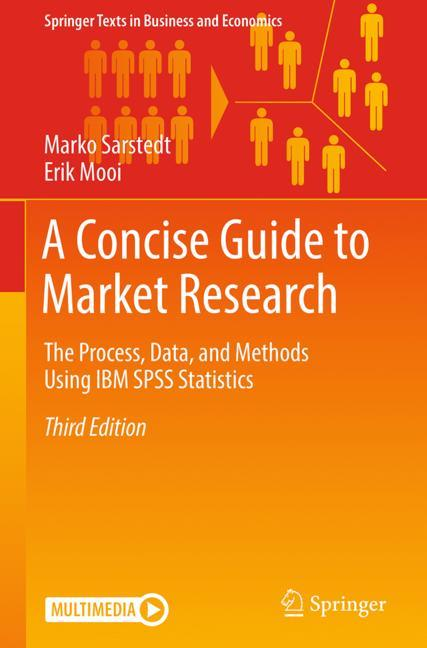 Cover of 'A Concise Guide to Market Research'