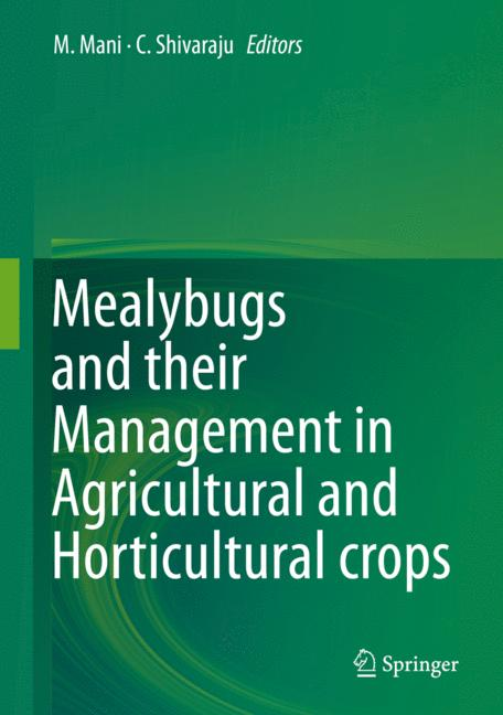 Cover of 'Mealybugs and their Management in Agricultural and Horticultural crops'