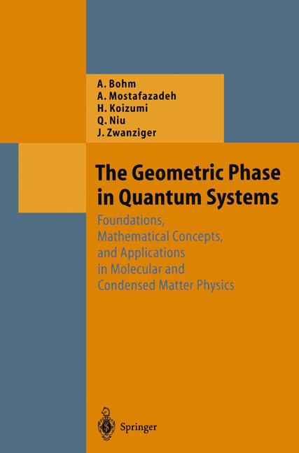 Cover of 'The Geometric Phase in Quantum Systems'