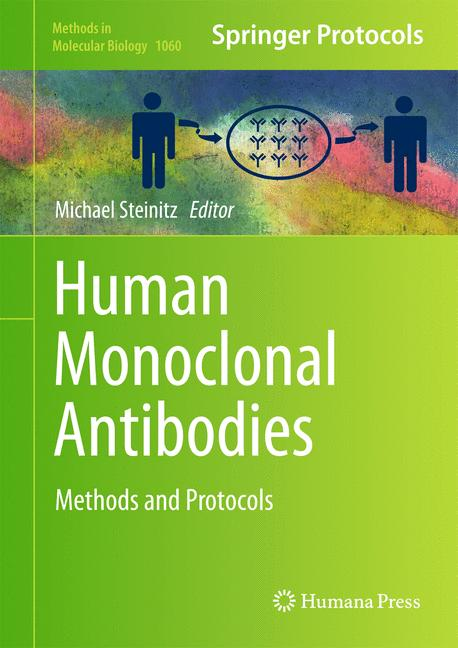 Cover of 'Human Monoclonal Antibodies'