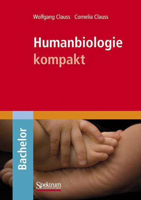 Cover of 'Humanbiologie kompakt'