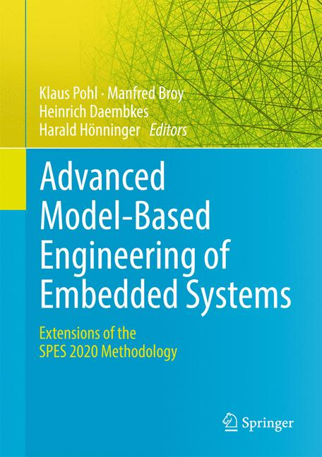 Cover of 'Advanced Model-Based Engineering of Embedded Systems'