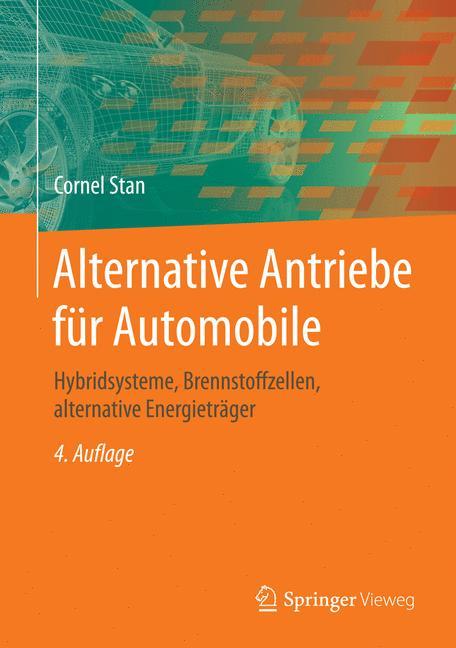 Cover of 'Alternative Antriebe für Automobile'