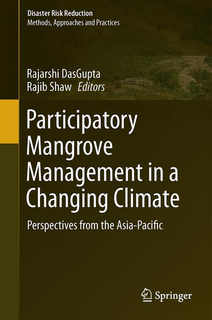 Cover of 'Participatory Mangrove Management in a Changing Climate'