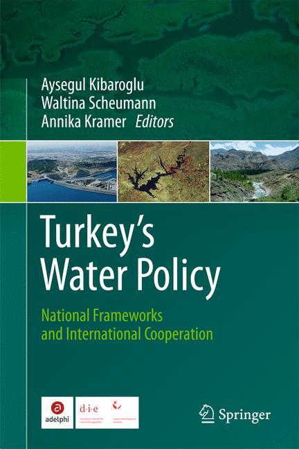 Cover of 'Turkey's Water Policy'