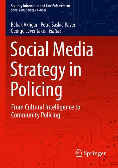 Cover of 'Social Media Strategy in Policing'