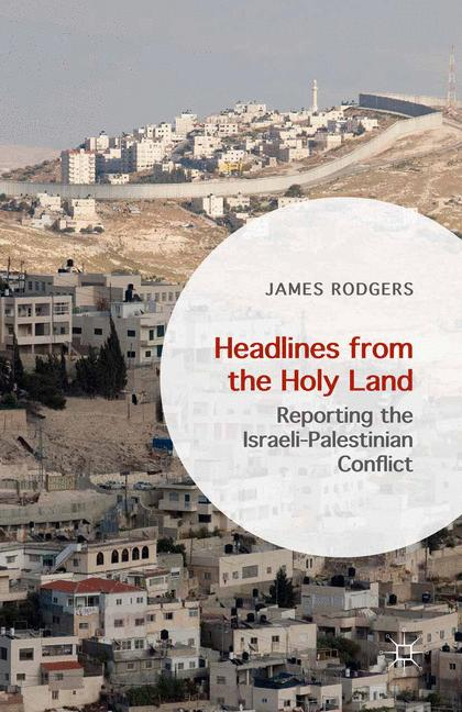 Cover of 'Headlines from the Holy Land'