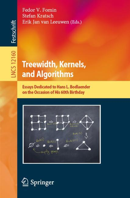 Cover of 'Treewidth, Kernels, and Algorithms'