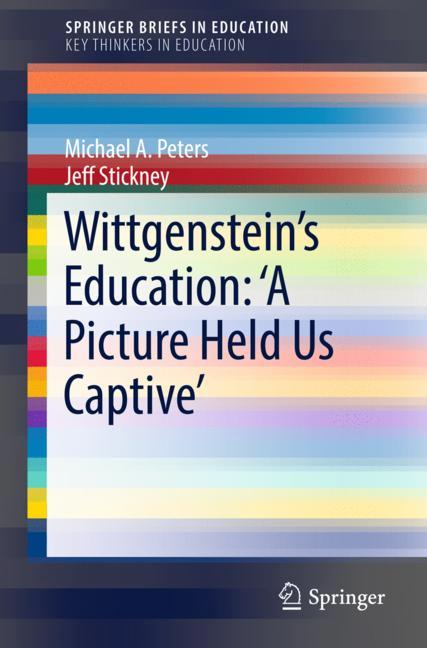 Cover of 'Wittgenstein's Education: 'A Picture Held Us Captive''