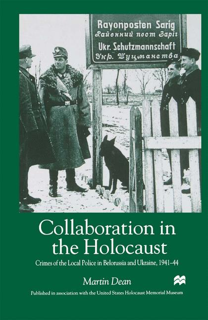 Cover of 'Collaboration in the Holocaust'