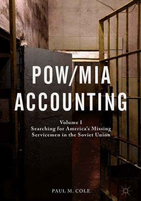 Cover of 'POW/MIA Accounting'