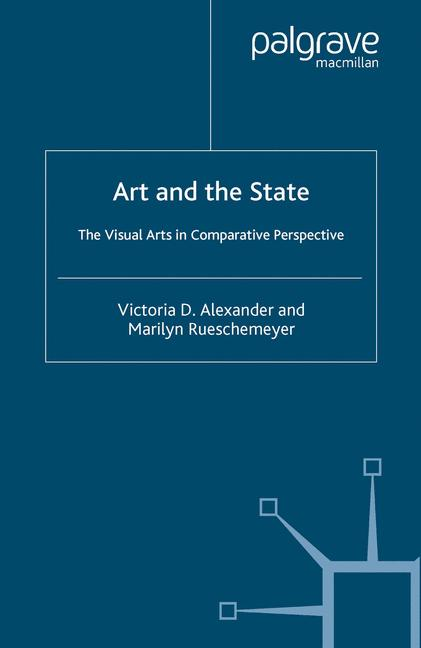 Cover of 'Art and the State'