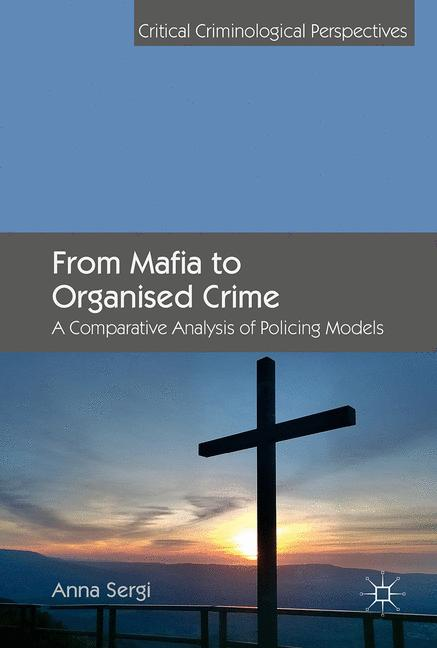 Cover of 'From Mafia to Organised Crime'