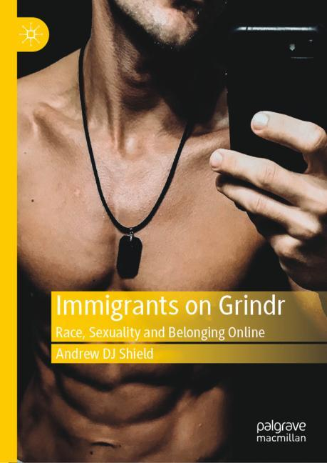 Cover of 'Immigrants on Grindr'