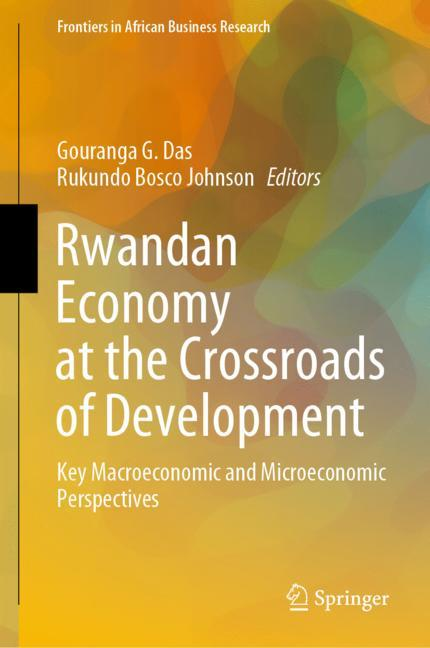 Cover of 'Rwandan Economy at the Crossroads of Development'