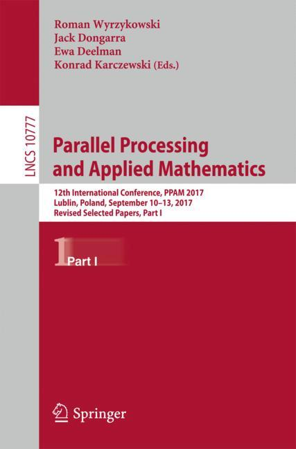 Cover of 'Parallel Processing and Applied Mathematics'