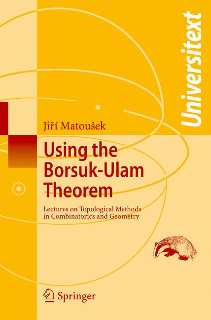 Cover of 'Using the Borsuk–Ulam Theorem'