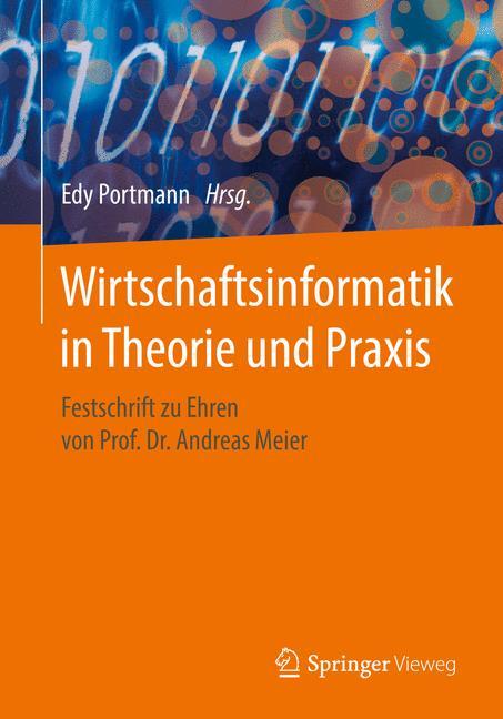 Cover of 'Wirtschaftsinformatik in Theorie und Praxis'