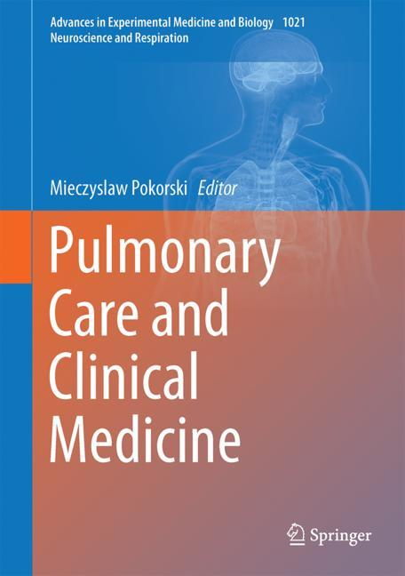 Cover of 'Pulmonary Care and Clinical Medicine'