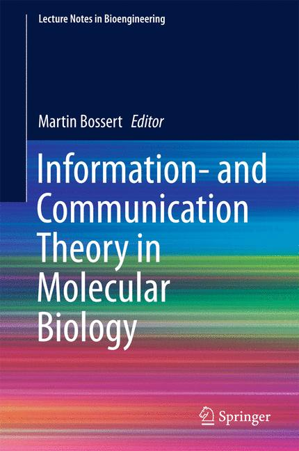 Cover of 'Information- and Communication Theory in Molecular Biology'