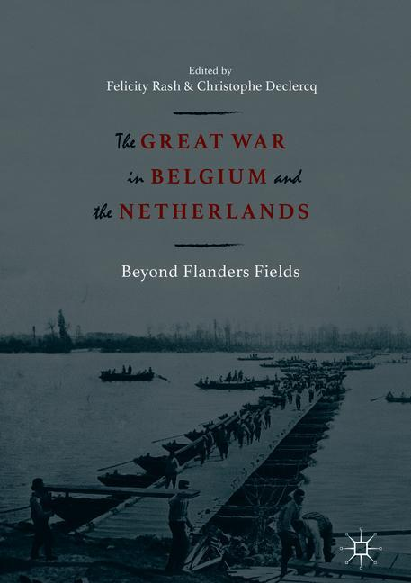 Cover of 'The Great War in Belgium and the Netherlands'
