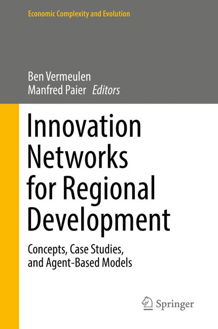 Cover of 'Innovation Networks for Regional Development'