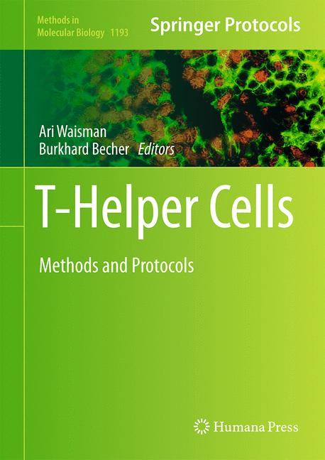 Cover of 'T-Helper Cells'