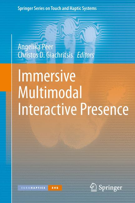 Cover of 'Immersive Multimodal Interactive Presence'
