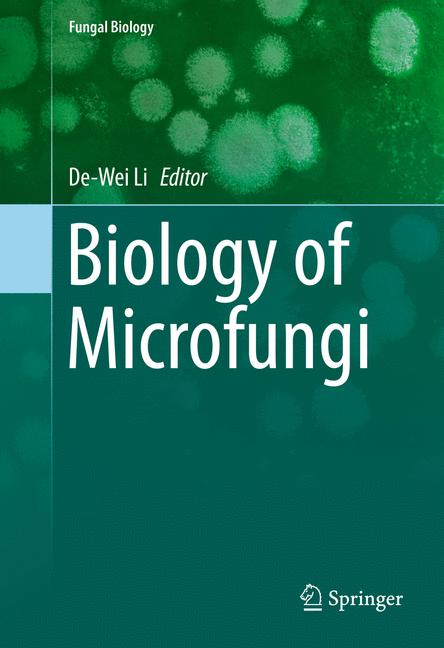 Cover of 'Biology of Microfungi'