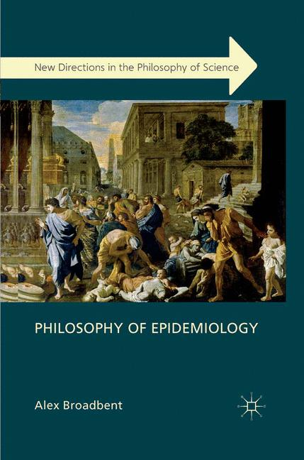 Cover of 'Philosophy of Epidemiology'