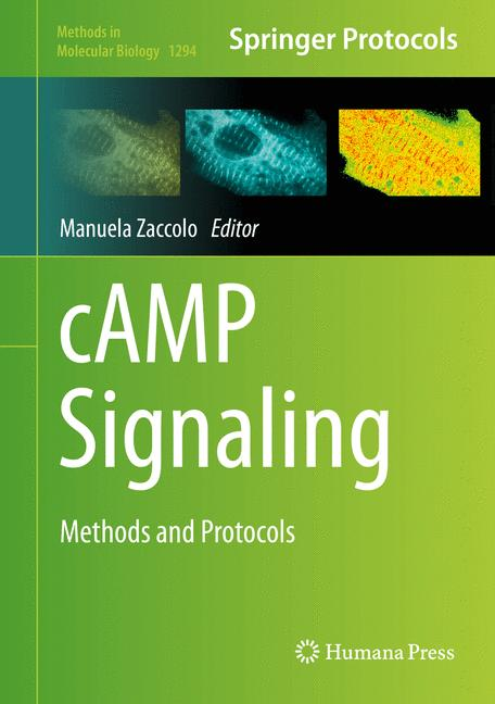 Cover of 'cAMP Signaling'
